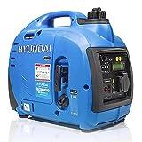 Best Inverter Generators - Hyundai 1kW Portable Petrol Inverter Generator, 4 Stroke Review