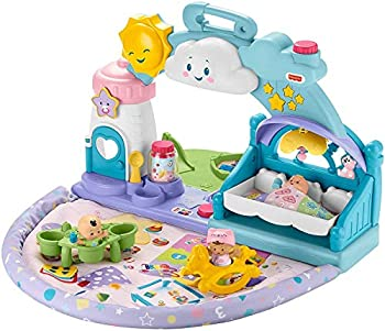 Fisher-Price Little People 1-2-3 Babies Playdate (Multicolor)
