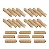 木ダボ 8×20mm 100個 ダボマーカー 木釘 木工ダボ 家具 DIY つなぎ ジョイント