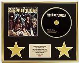 STEPPENWOLF/CD-Darstellung/Limitierte Edition/COA/BORN TO BE WILD