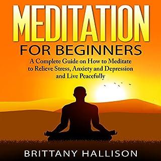 Meditation cover art