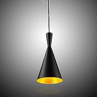 E27 Métal Vintage Suspensions Luminaire Lampes Retro Pendentif éclairage Industriel Antique Plafonnier Luminaire Aluminium...