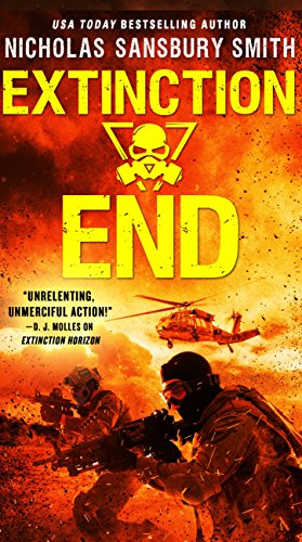Extinction End (The Extinction Cycle Book 5)
