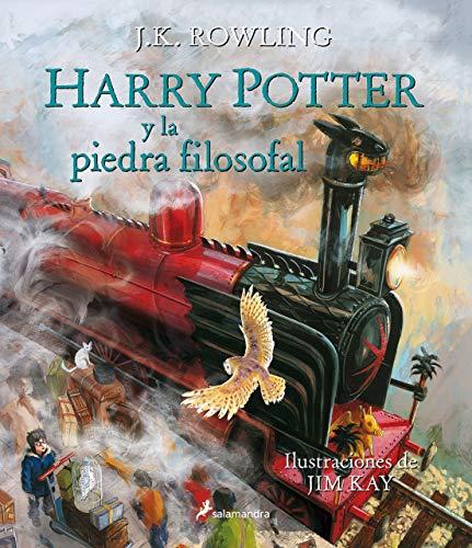 Harry Potter y la piedra filosofal....