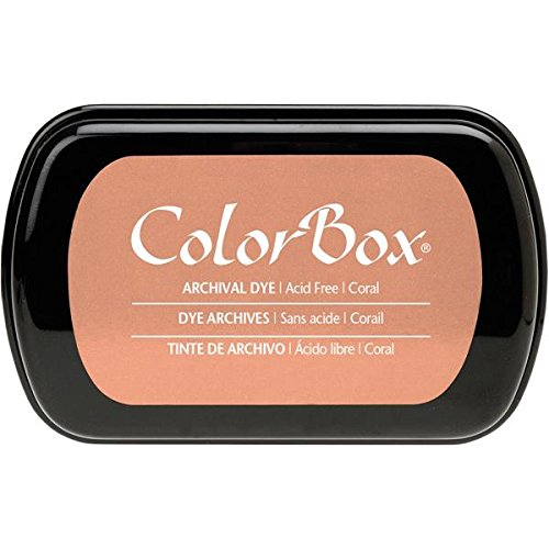 Clearsnap Tampon encreur – ColorBox – ColorBox Colorant d'archivage, Acrylique, Multicolore, 1.65x10.16x6.35 cm
