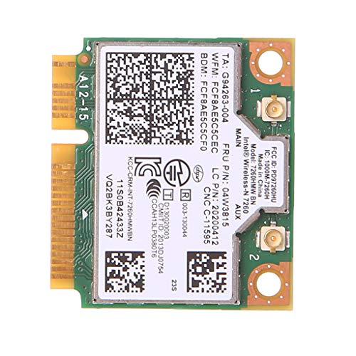 Chg Für IBM Lenovo Thinkpad Wireless N Karte Für 04W3815 7260HMW-BN 20200412