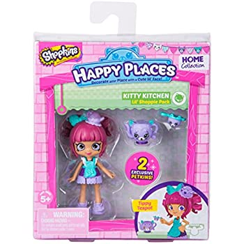 Happy Places Shopkins Season 2 Doll Single Pa | Shopkin.Toys - Image 1