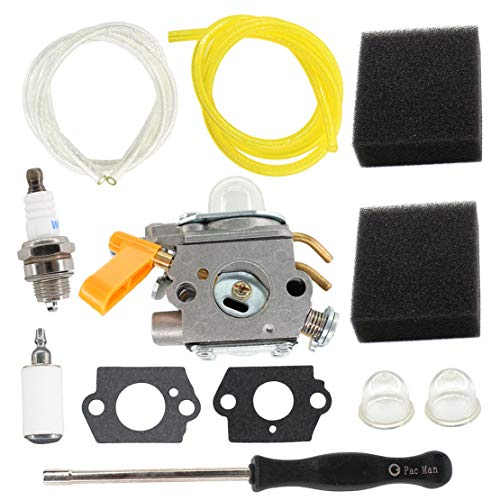 Read About USPEEDA Carburetor Tool Kit for Ryobi RBC30SET RLT30CET JCB BC26 LT26 HT26 Hedge Trimmer