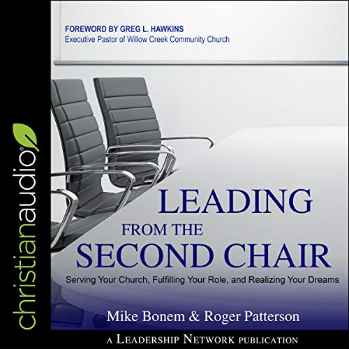 Leading from the Second Chair cover art