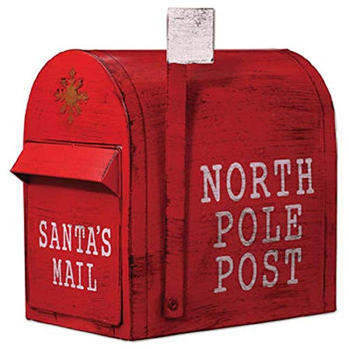 North Pole Christmas Mailbox