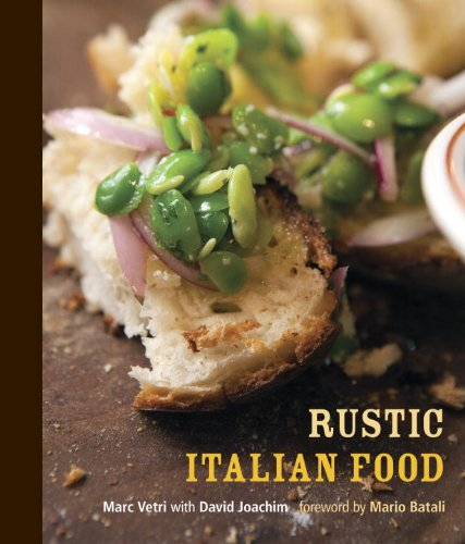 Rustic Italian Food: [A Cookbook]