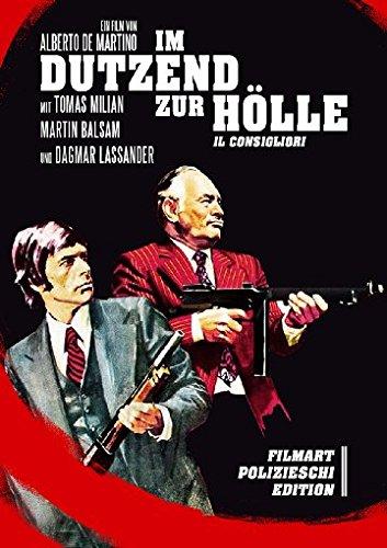 Im Dutzend zur Hölle - ungeschnittene Fassung - Filmart Polizieschi Edition Nr.7