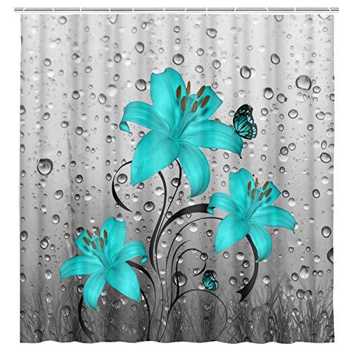 cortina gris perla fabricante DYNH