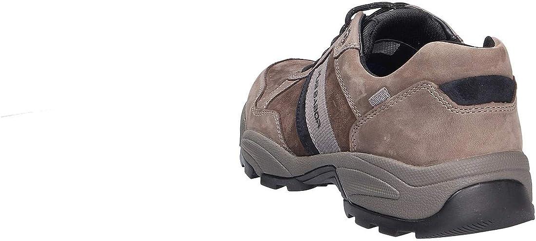 Scarpe basse con lacci Grigio Gabor Pius colore