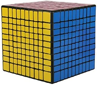 New!! Shengshou 10x10x10 Speed Cube Puzzle 10x10,Black