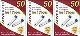 Advocate Redi-Code Strips, 50/Box (3 Packs of 50)
