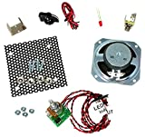 Great 2.5-watt Parts-Only Cigar Box Amplifier Kit