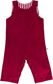 RuggedButts Baby/Toddler Boys Traditional Corduroy Overalls/Longalls