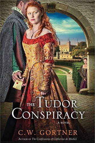 The Tudor Conspiracy A Novel The Elizabeth I Spymaster Chronicles 2 product image