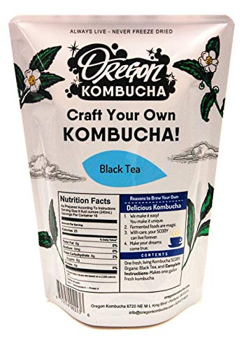 oregon kombucha starter kit - 2