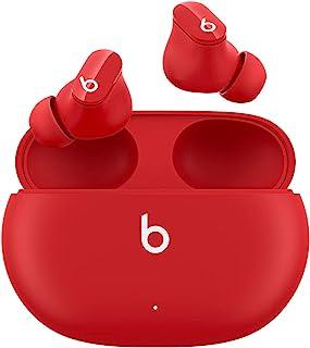 Beats Studio Buds – ワイヤレスノイズキャンセリングイヤホン – アクティブノイズキャンセリング、IPX4等級、耐汗仕様のイヤーバッド、AppleデバイスとAndroidデバイスに対応、Class 1 Bluetooth、内蔵...
