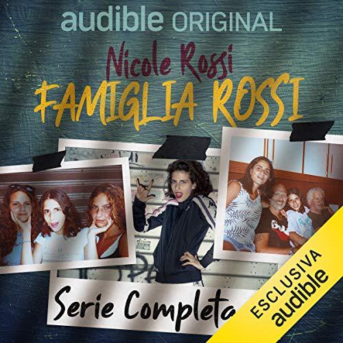 Famiglia Rossi. Serie Completa copertina