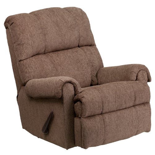 Flash Furniture Contemporary Victory Lane Rocker Recliner