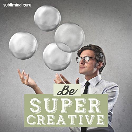 Be Super Creative cover art