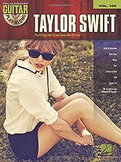 Taylor Swift: Guitar Play-Along Volume 169