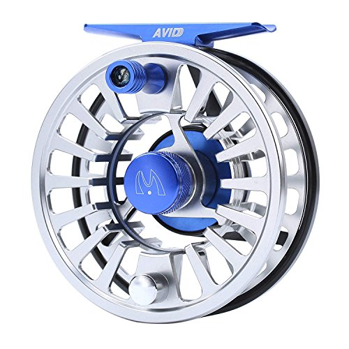 MAXIMUMCATCH M Avid Series Best Value Fly Fishing Reel- 1/3, 3/4, 5/6, 7/8,...
