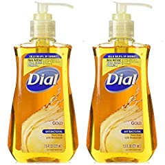 Dial Antibacterial Liquid Gold Hand Soap Use For Handwashing To Decrease Bacteria On The Skin. Nourishes your hands for healthy skin while it kills germs Care for your skin with the cleansing and moisturizing power of Dial Antibacterial Hand Soap