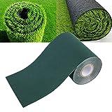 Nastro Adesivo Prato Erboso Artificiale Tappeto Erba Per Il Giardino Astro E Alta Densità Finta 150mm * 10m(verde)