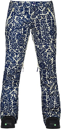 Burton Vida Snowboard Pants Womens SZ XS