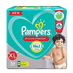 Pampers Pant is one of the reliable brands that manufacture high-quality diapers.It is best baby diapers in India.