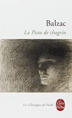 La Peau de chagrin de Balzac, Honoré de (1972) Poche