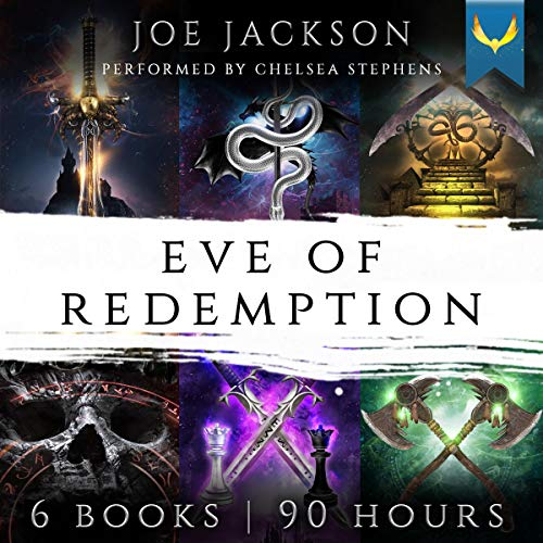 Eve of Redemption: Books 1-6 Titelbild