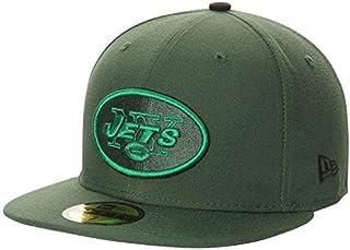 New Era New Era New York Jets Green Pop Flip 59FIFTY Fitted Hat 服 【並行輸入品】