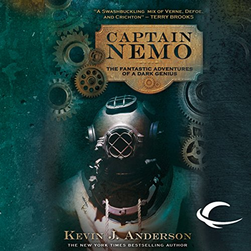 Captain Nemo audiobook cover art