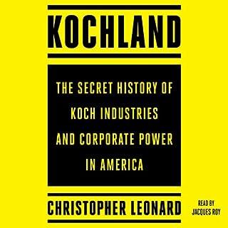 Page de couverture de Kochland