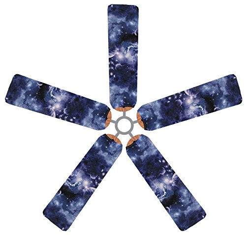 Fan Blade Designs Outer Space Ceiling Fan Blade Covers Buy Online In Isle Of Man At Isleofman Desertcart Com Productid 24341695