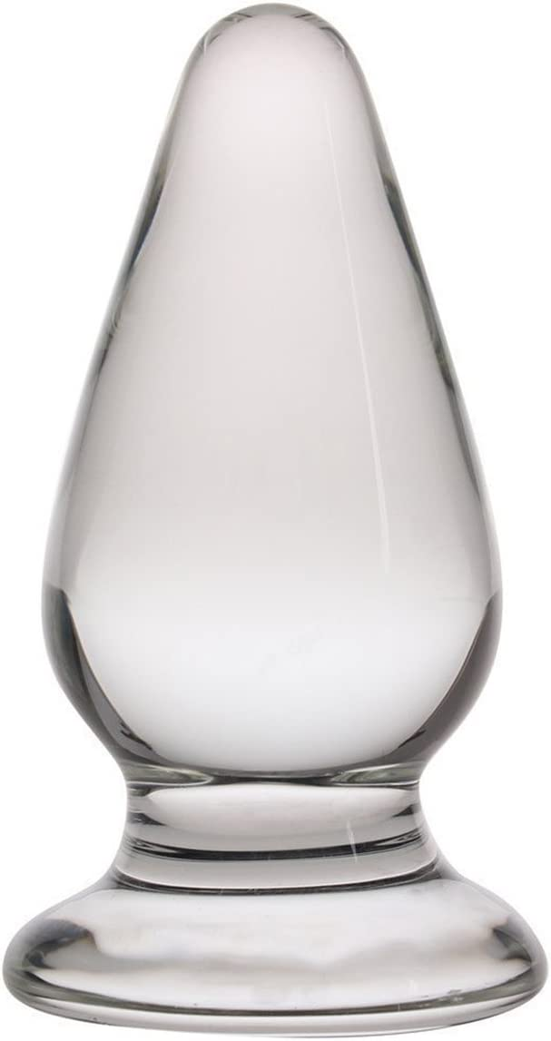 AKStore Crystal Glass Butt Plug G-spot Sex Adult Stimu Las Vegas Mall Product Toys