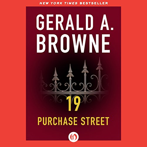 19 Purchase Street audiobook cover art