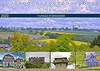 Kirchberg Hunsrueck Impressionen (Tischkalender 2022 DIN A5 quer): Eine Reise durch die Verbandsgemeinde Kirchberg im Hunsrueck (Monatskalender, 14 Seiten )