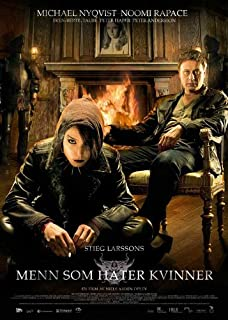 The Girl with the Dragon Tattoo POSTER Movie (27 x 40 Inches - 69cm x 102cm) (2009) (Norwegian Style B)