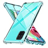 Ferilinso Cover for Samsung Galaxy A71 4G Case,[NOT fit for