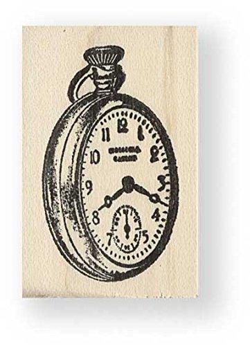 100 Proof Press Taschenuhr Stempel mit Ein–1999