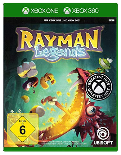 Rayman Legends [Xbox 360 / Xbox One]
