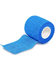 Yosoo Self Adherent Wrap Cohesive Bandage Flexible Stretch Athletic Tape For Joint Injury