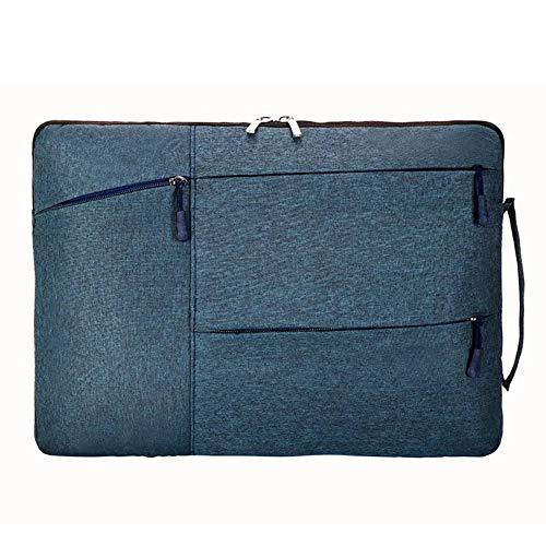 """Capa Macbook Pro 13 Notebook Até 14"""" Impermeável Protetora Com Alça De Mão"""