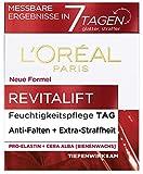 L'Oréal Paris Revitalift Tagespflege, mit Pro-Elastin und Bienenwachs, gegen Falten und für eine straffe Haut, 50 ml